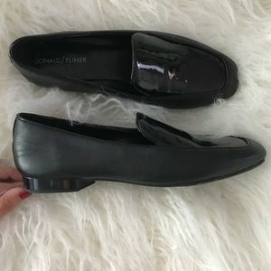 ✨DONALD J. PLINER✨ - Patent Leather Loafers
